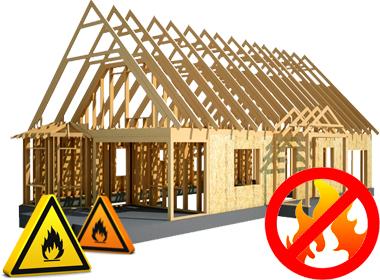 вогнебіозахист деревини